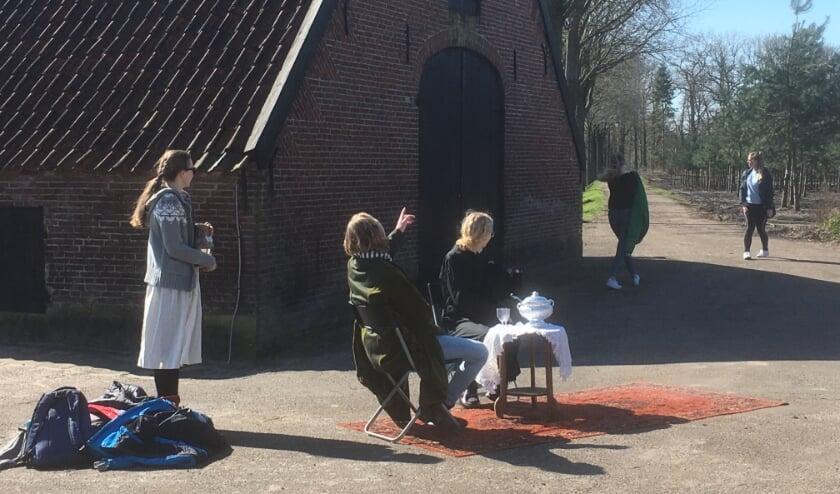 <p>Masquerade repeteert op De Hoeve&nbsp;</p>