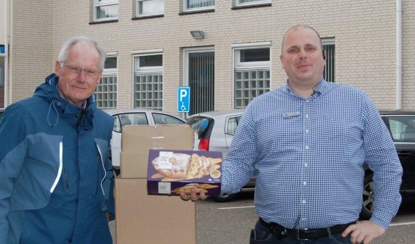 <p>Dankzij AH kan de Zonnebloem Veldhoven gasten en vrijwilligers verrassen.</p>