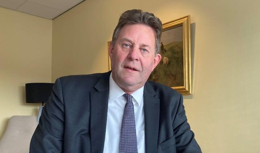 <p>Burgemeester Breunis van de Weerd roemt vooral ook&nbsp; de grote veerkracht van de Nunspeetse samenleving.</p>