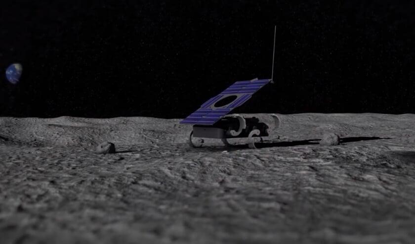 Lunar Zebro Missie animatie