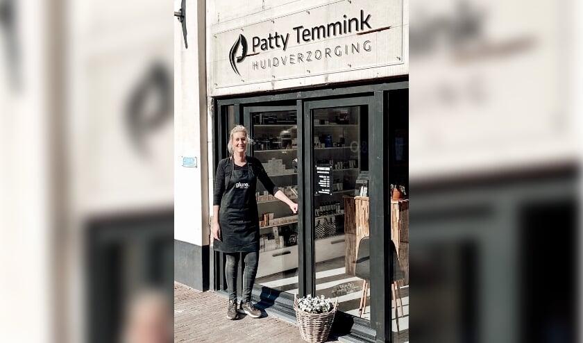 <p>Patty Temmink Huidverzorging opent op woensdag 3 maart de deuren van haar nieuwe pand aan de Langestraat 68a in Delden.</p>