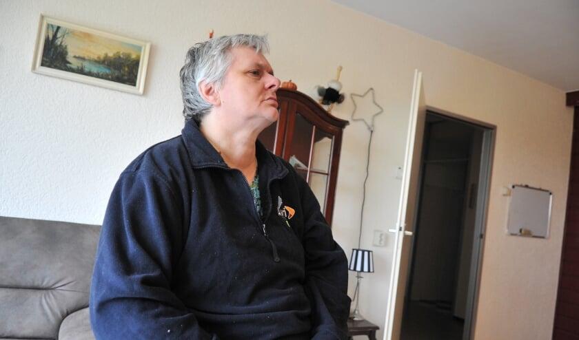 <p>Voor Diana Peters breken weer sombere tijden aan. Foto: gertbudding.nl&nbsp;</p>