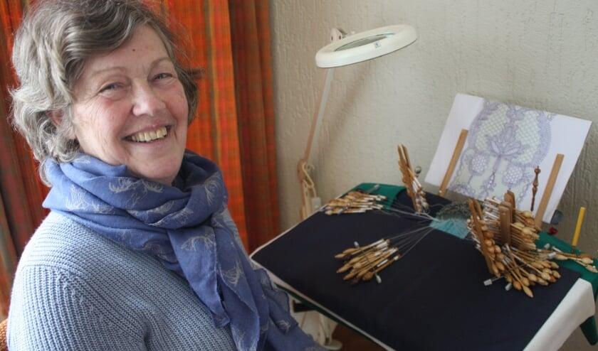 <p>Saskia Jansen: &#39;Je kan het zo mooi maken als je wilt&#39;.</p>