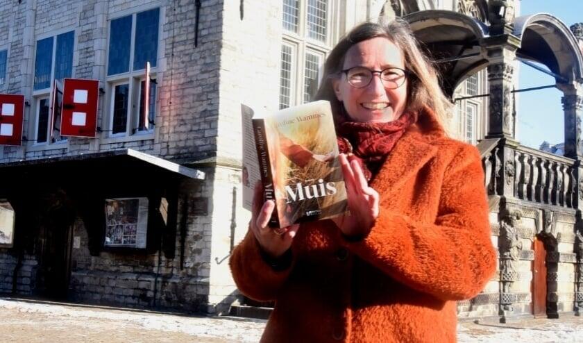 <p>Caroline Wammes woont tegenwoordig in Den Haag, maar werkt nog steeds in Gouda.&nbsp;</p>