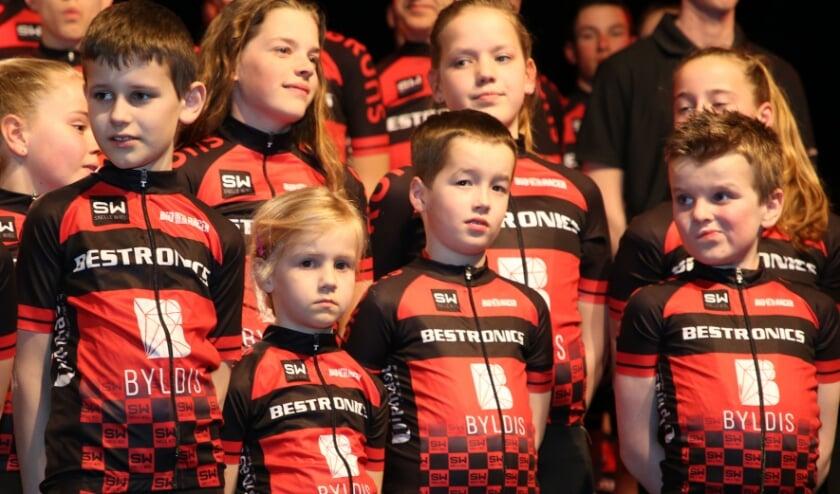 <p>De jeugd is bij Snelle Wiel Bestronics nog altijd goed vertegenwoordigd. Foto Theo van Sambeek</p>