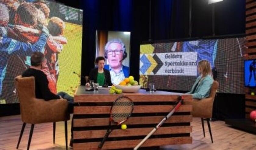 <p>Lancering Gelders Sportakkoord. (foto: Paul Meima)</p>