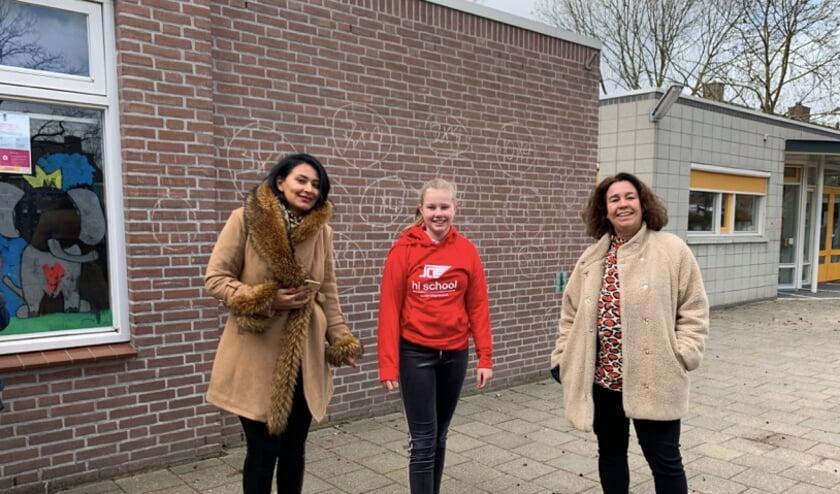 <p>Op basisschool de Achtbaan had Lynn Leidstra ook de juiste oplossing gemaild: &lsquo;Welkom op Stedelijk College Eindhoven.&#39;&nbsp;</p>
