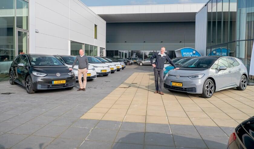 <p>Voor het huren van een (elektrische) auto kun je terecht bij Van den Udenhout Autoverhuur in Den Bosch of Eindhoven.</p>