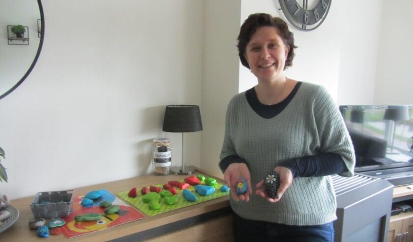 <p>Sabine van Wijk-van Wamelen heeft Kei Tof naar Zwijndrecht en Hendrik-Ido-Ambacht gebracht.&nbsp;</p>