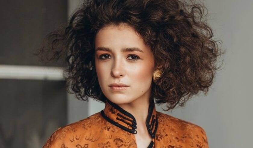 <p><strong>Anastasia Kobekina.</strong></p>