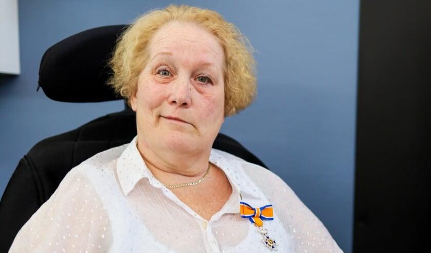 <p>Mevrouw M.I.E. (Mari&euml;tte) Donders-Janssens (61 jaar) &ndash; Lid in de Orde van Oranje-Nassau. </p>
