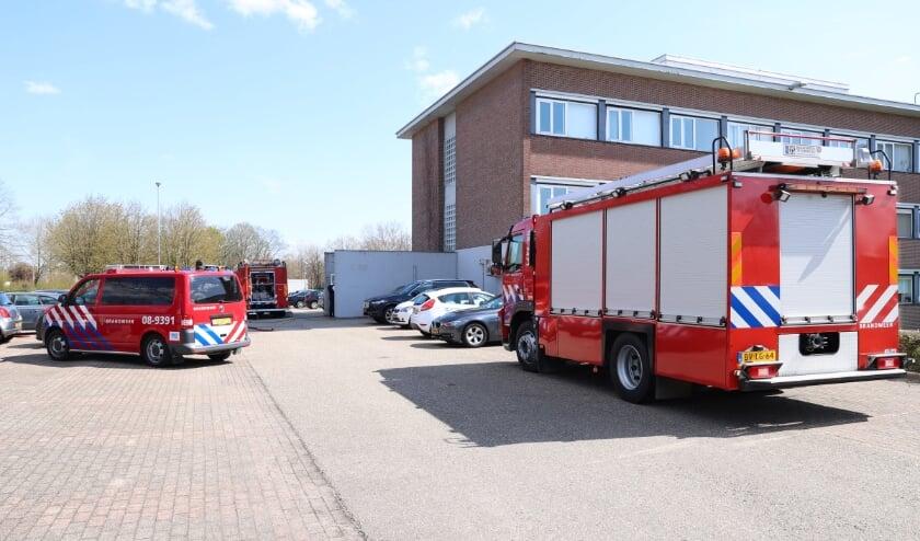 Brand in Ziekenhuis Tiel
