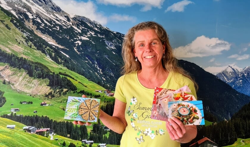 <p>Marleen Elmers is en gaat, voor puur natuur.</p>