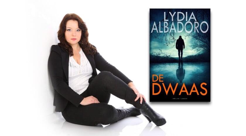 """<p>Lydia Albadoro: """"Ik ben bij toeval schrijfster geworden"""".</p>"""