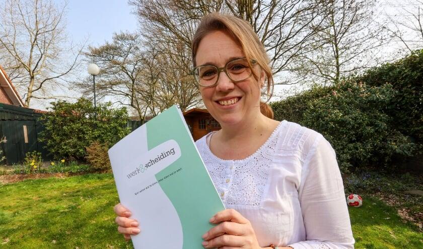 <p>Tavita van Galen ondersteunt ondernemers op het gebied van verzuimreductie. FOTO: Bert Jansen.</p>