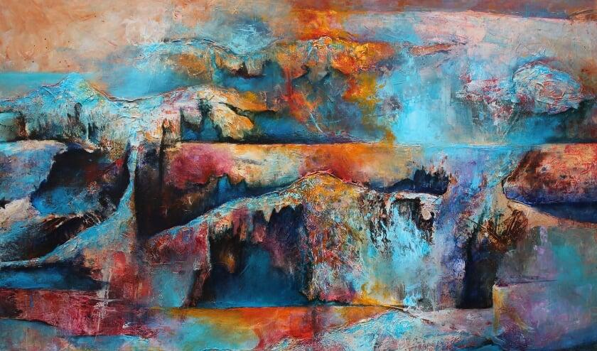 <p>Vijf verschillende kunstenaars delen een eigenschap: het gebruik van kleur.</p>