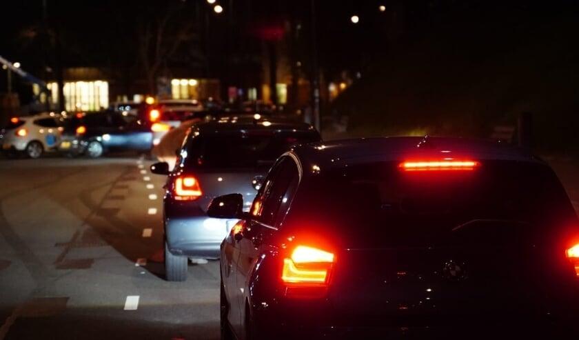 <p>Op het Willemsplein hebben agenten een uitgebreide verkeerscontrole uitgevoerd.</p>