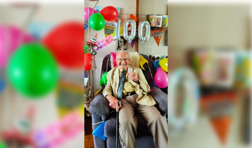 <p>De heer Van der Zweep genoot op 5 april van een uitbundige verjaardag.&nbsp;</p>
