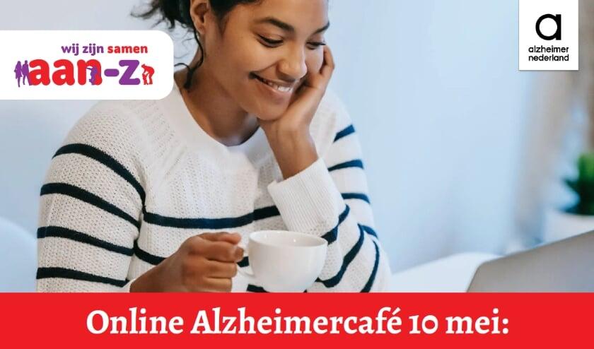 <p>Online Alzheimercafé gemeente Terneuzen</p>