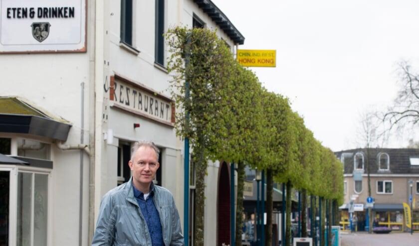 <p>Martin Lokhorst, voorzitter van de OVE vertelt over 75-jarig bestaan van deze gemotiveerde ondernemersvereniging van Eper winkeliers. &quot;Het centrum van Epe heeft allure.&quot;&nbsp;</p>