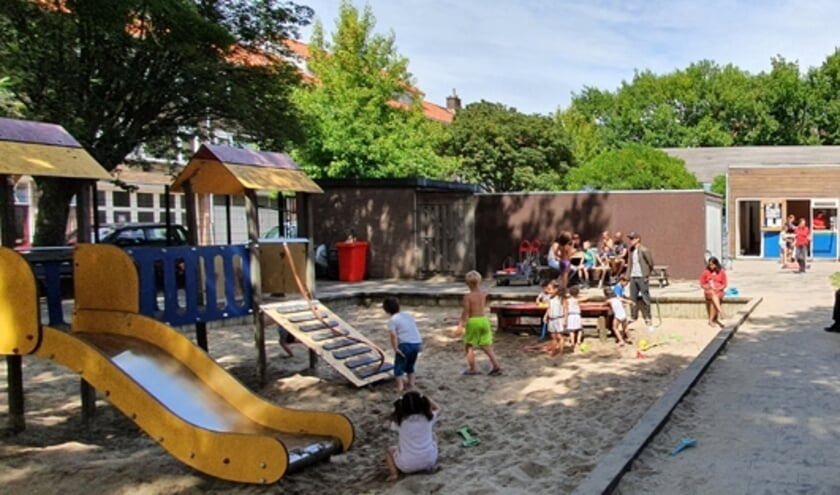 de speeltuin Buvelio