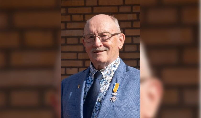 <p>De heer L.L. (Bert) van Hoof (80 jaar) &ndash; Lid in de Orde van Oranje-Nassau.&nbsp;</p>