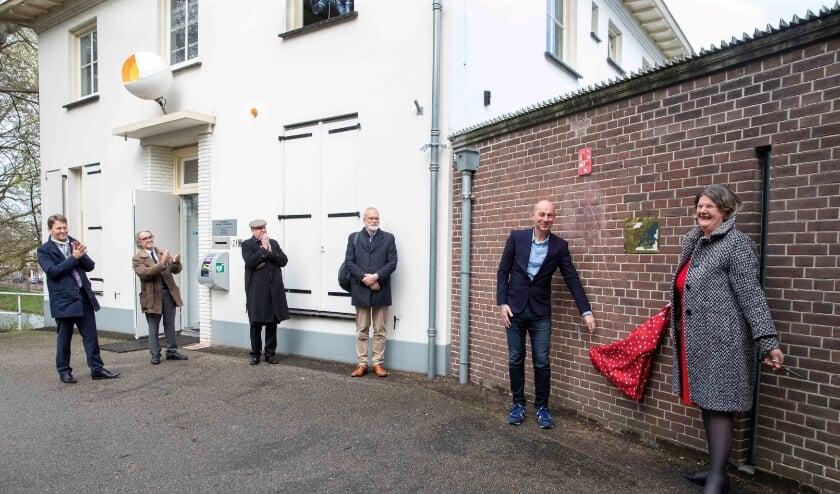 <p>Sonnenborgh in Utrecht is benoemd tot &#39;Historic Site&#39; door de European Physical Society.&nbsp;</p>