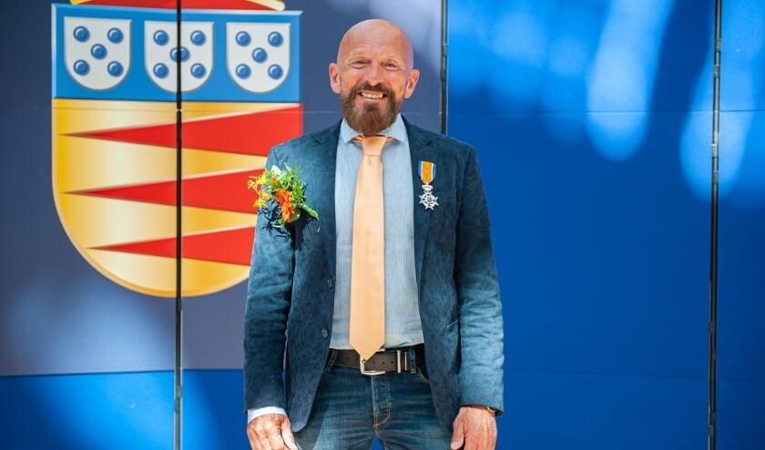 <p>De heer Niessen is benoemd tot Ridder in de Orde van Oranje-Nassau. &nbsp;</p>
