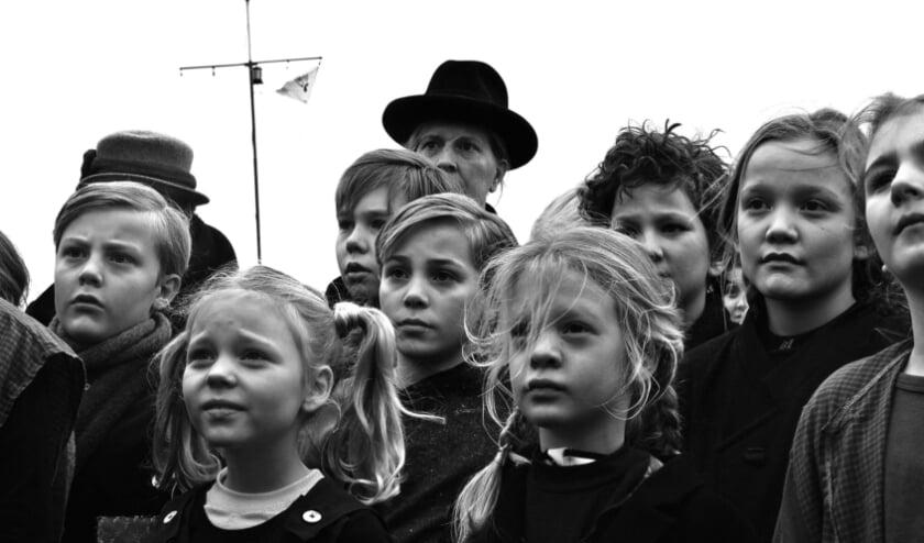 <p>Scene uit het docudrama &quot;Vergeten Kinderen&quot;. Foto: PR</p>