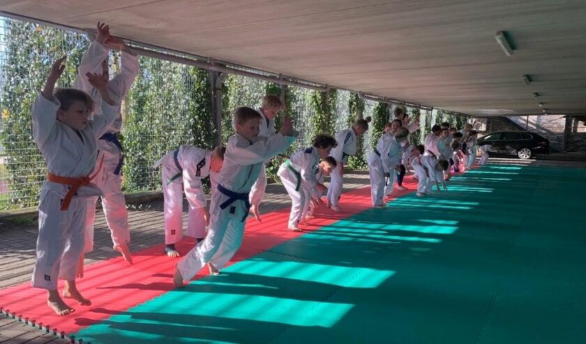 : Eindelijk weer judotechnieken trainen voor Judosport Oost