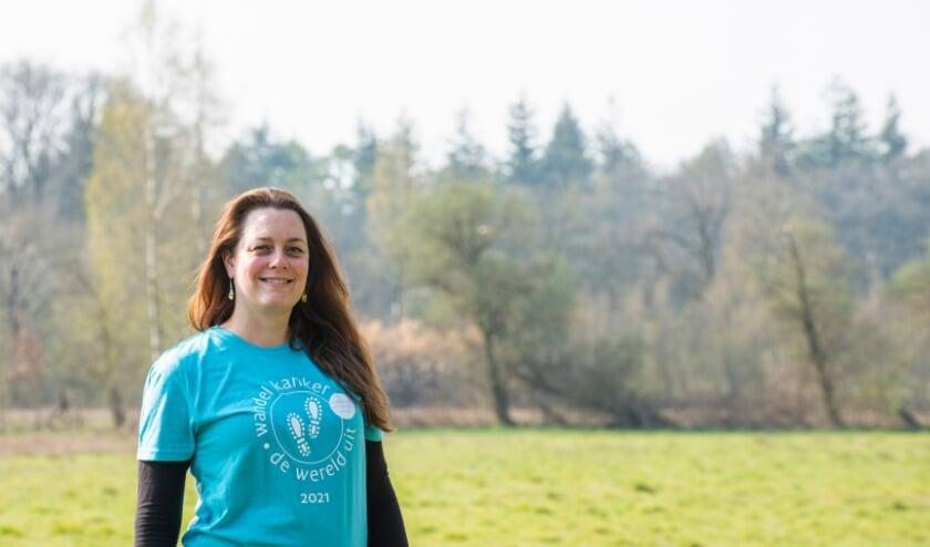 <p>De &lsquo;Wandeling van de week&rsquo; is deze keer gelopen met St&eacute;phanie Berris uit Vaassen. Haar wandelingen hebben sinds kort een extra reden. Ze wandelt om geld in te zamelen voor het Radboud Oncologie Fonds.&nbsp;</p>