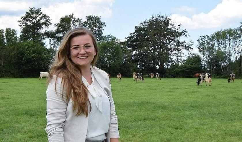 <p>Bestuurslid Carina van de Beek: &#39;&#39;Ik ben bestuurslid geworden, omdat ik vind dat er echt wat moet gebeuren.&rdquo;</p>