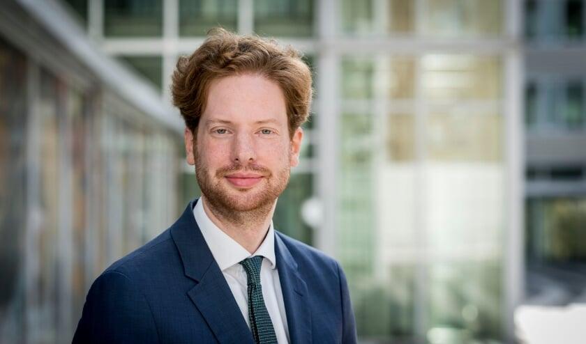 <p>Floor Vermeulen wordt de nieuwe eerste burger van Wageningen.</p>