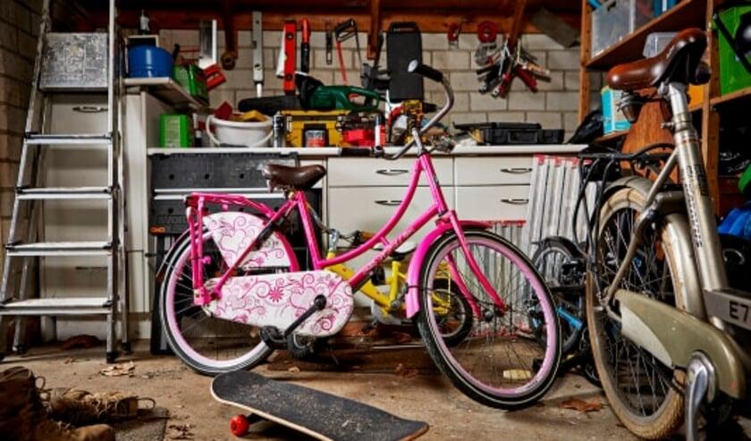 <p>Een oude fiets in de schuur? Geef die dan aan het ANWB Kinderfietsenplan! FOTO: ANWB.</p>