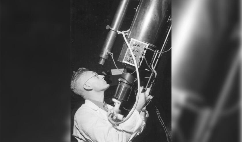 <p>Prof. dr. Kees de Jager: wereldberoemd astronoom.</p>