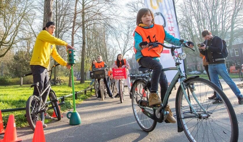 <p>Meer dan 3.000 kinderen doen dit jaar mee aan het praktisch verkeersexamen.&nbsp;</p>