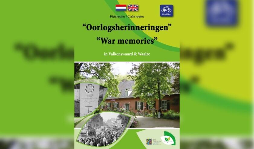 <p>Bekende oorlogslocaties zijn in de fietsroutes opgenomen, zoals De Bunker en de militaire begraafplaats in Valkenswaard. </p>