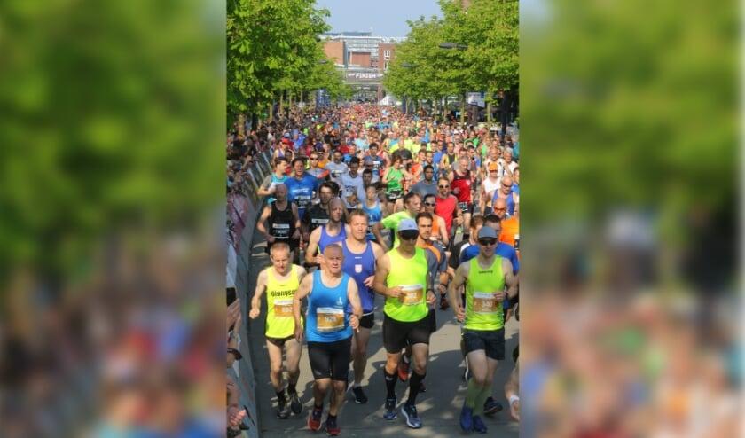 <p>Kwalificatie topsport Olympische spelen en Fieldlab 10 kilometer voor amateurs in Enschede.</p>