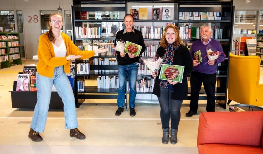 <p>De heer Hamstra uit Zevenaar, de heer Moller uit Duiven en mevrouw Spaan uit Didam wonnen een prijs met de woordzoeker.</p>