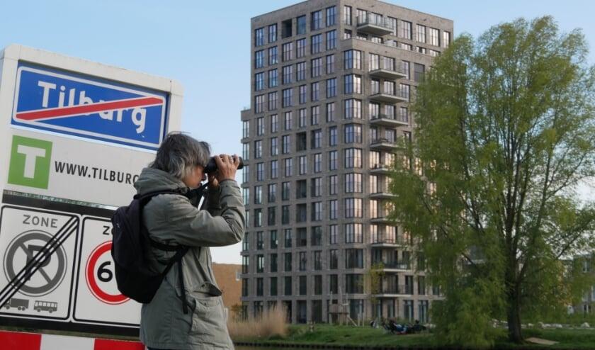 Vogels kijken in de gemeente Tilburg