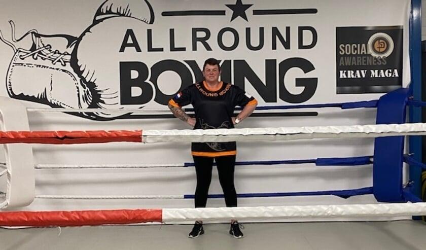 <p>Josien Hoogeveen is zo trots als een pauw op het keurmerk dat haar sportschool heeft gekregen.</p>