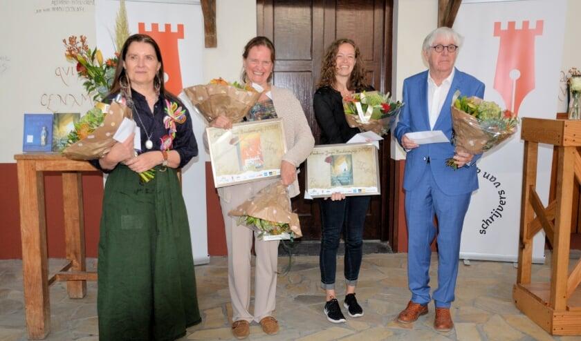 <p>Archeon Thea Beckmanprijs 2020 met o.a. winnares Archeon Thea Beckmanprijs 2020 Martine Letterie.</p>