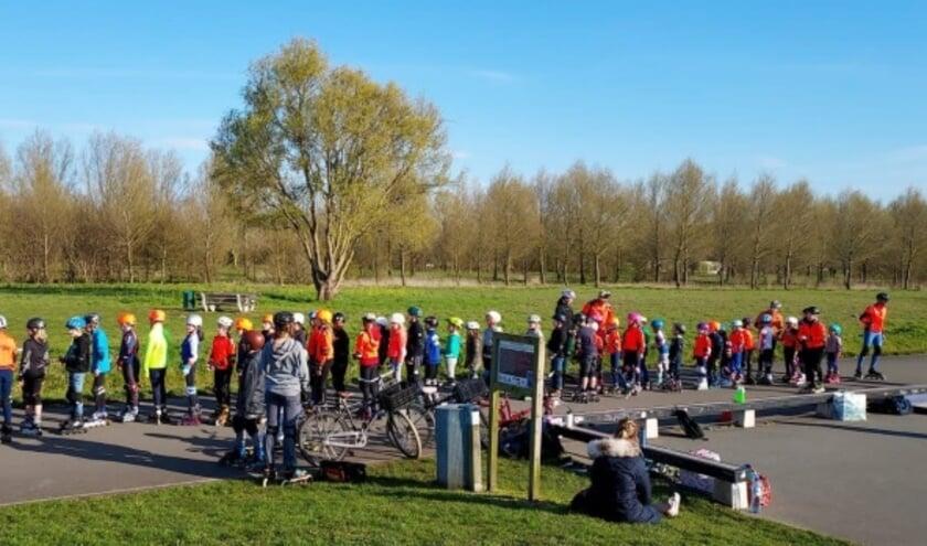 <p><strong>Skeelertraing in Noorderveld</strong>&nbsp;</p>