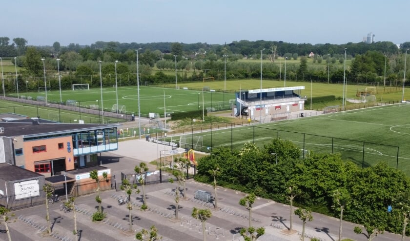 <p>Sportpark Jo van Marle van Z.A.C.</p>