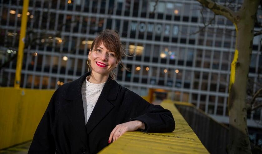 Kelly Leeuwis is zakelijk directeur van festival- en concertorganisator Motel Mozaïque en organiseert voor het tweede jaar op rij de Vrijheidssoep.
