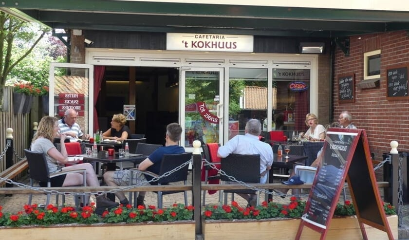 <p>&#39;t Kokhuus hoopt op een vol terras na de aangekondigde versoepelingen.</p>