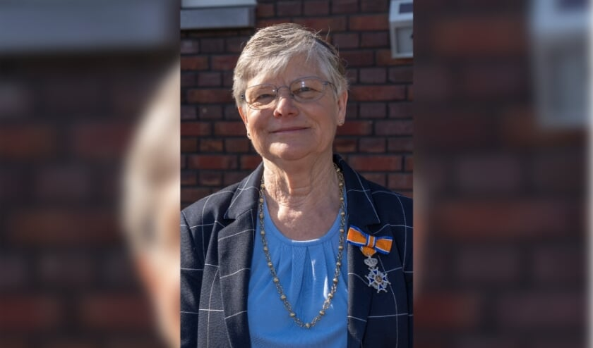<p>Mevrouw P.W. (Petra) van den Berg-Berkers (69 jaar) &ndash; Ridder in de Orde van Oranje-Nassau.&nbsp;</p>