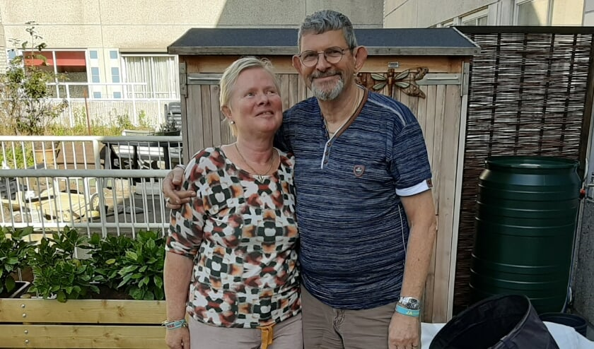<p>Carla (63) en Ruud Schaad (72) zijn getrouwd en wonen al jaren aan de Antonlaan.</p>