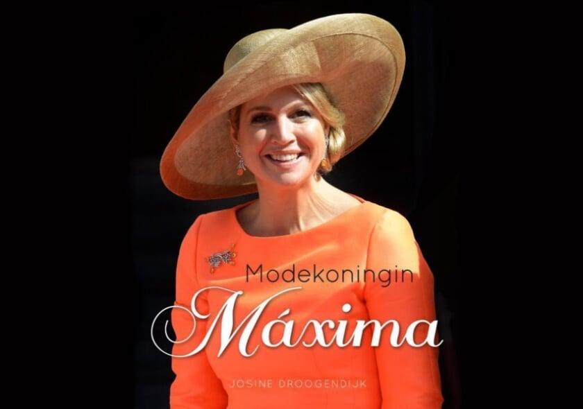<p>Modekoningin Máxima. Het boek staat vol foto's en wordt door Kunstwerk! getipt voor Koningsdag.</p>