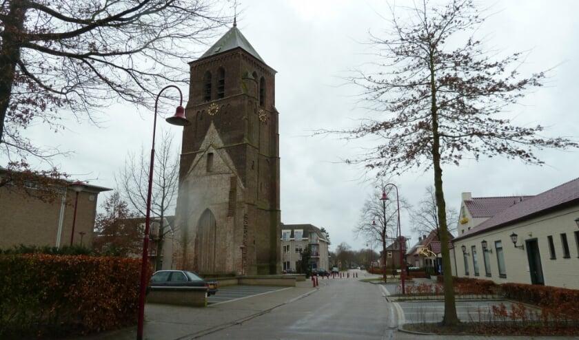<p>De Martinustoren in Luyksgestel staat een flinke restauratiebeurt te wachten.</p>